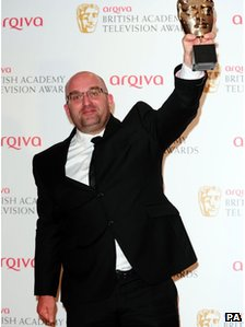 Shane Meadows said his win was as exciting as the Stone Roses reuniting