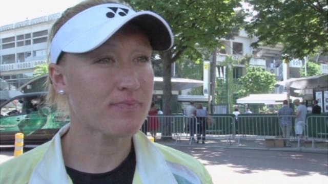 British number one Elena Baltacha