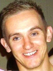 Lance Corporal Lee Thomas Davies