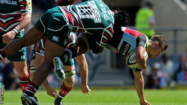 Manu Tuilagi could miss England's South Africa tour