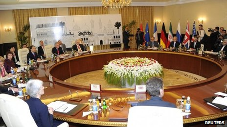 Meeting of P5+1 in Baghdad, Iraq 23 May 2012