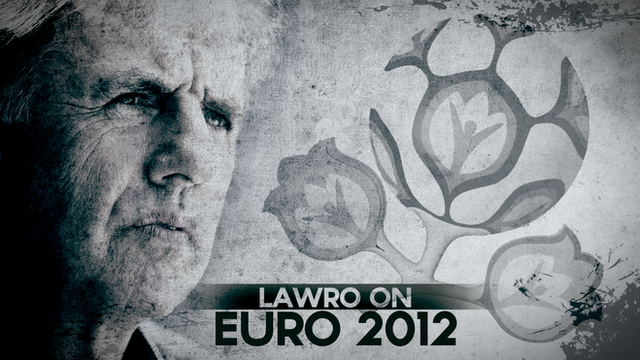 Lawro on Euro 2012