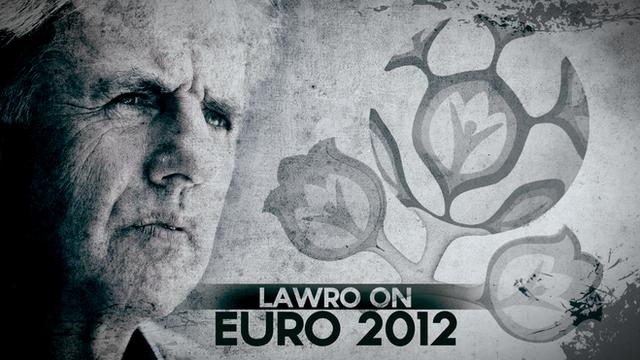Lawro on Euro 2012