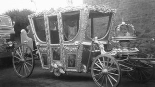 In 1953 Rhosneigr had its very own replica coronation coach