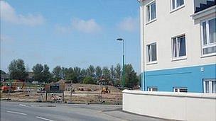 Grand Bouet redevelopment