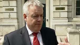 First Minister, Carwyn Jones
