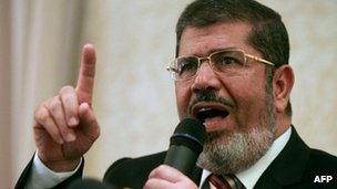 Mohammed Mursi (29 May 2012)