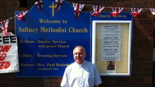 Rev Paul Braisdell