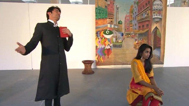 Urdu Shakespeare performed in Rotherham