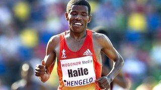 Haile Gebrselassie