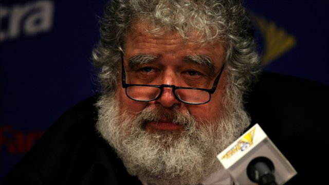 FIFA Executive committee member Chuck Blazer