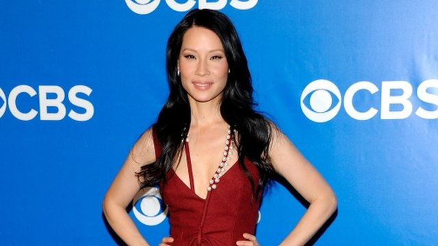 """Lucy Liu from the show """"Elementary"""""""