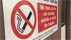 VIDEO: Hospital quits smoke-free pledge