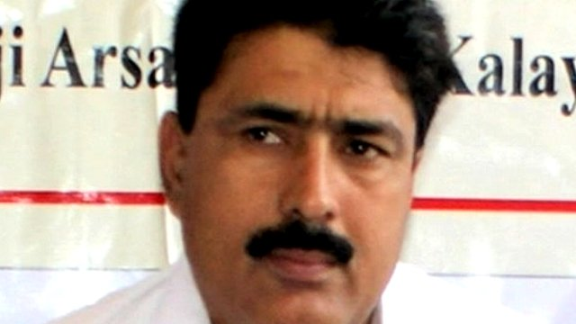 Shakil Afridi. Photo: BBC