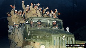 Ethnic Armenian militia