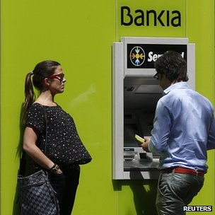 Bankia ATM, Madrid