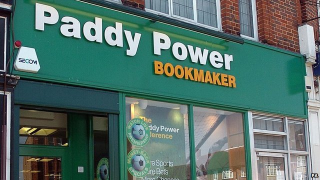 paddy power betting shops
