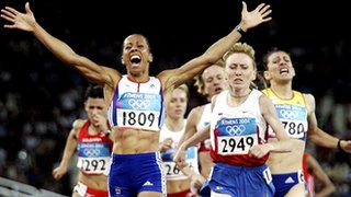 Kelly Holmes