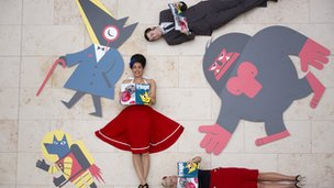Edinburgh Festival Fringe programme 2012