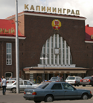 Kaliningrad station