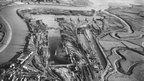 Newport Docks 1947