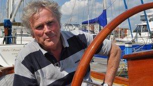 Sean McMillan, Spirit Yachts