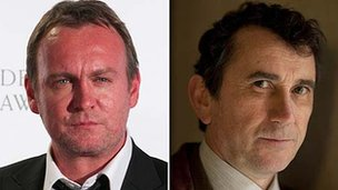 Philip Glenister and Phil Daniels