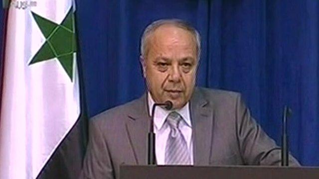 General Qasem Jamal Suleiman