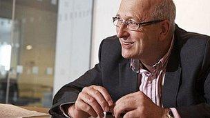 Graham Dacre, Norwich businessman