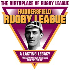 The Huddersfield heritage project logo