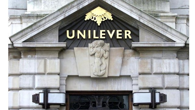 Unilever building