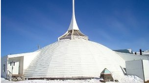 Igloo Cathedral