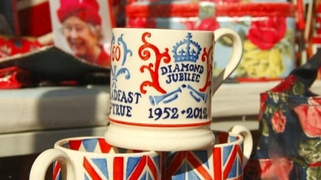 Jubilee merchandise
