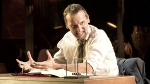 Christopher Eccleston in Antigone