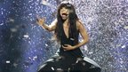 Loreen of Sweden at Eurovision