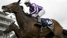 Investec Oaks Winner
