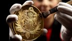 The Royal Mint's first UK Gold Kilo Coin created to mark The Queen's Diamond Jubilee