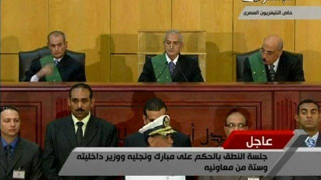 Judge delivers verdict
