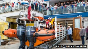 Cowes Lifeboat station