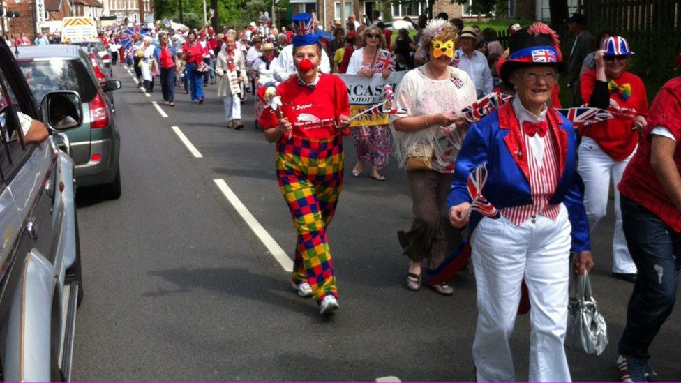 Leeds castle jubilee events