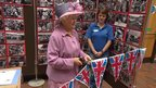 Joan Wragg, 85, of Mansfield opens Mansfield Museum's Our Queen exhibition