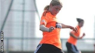 Glasgow City's Leanne Ross