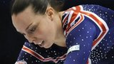 Beth Tweddle wins gold on return from injury