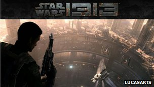 Stars Wars 1313 teaser art
