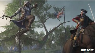 Assassin&#039;s Creed 3 screenshot