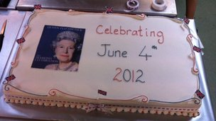 Jubilee cake
