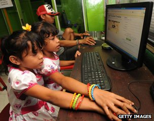 Facebook and children