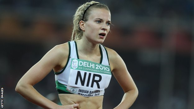 Joanna Mills is hoping to compete for Ireland in the 4x400m relay at this year&#039;s Olympics