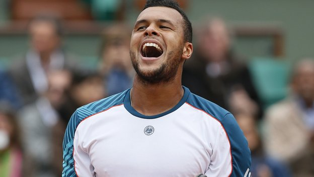 Jo-Wilfried Tsonga