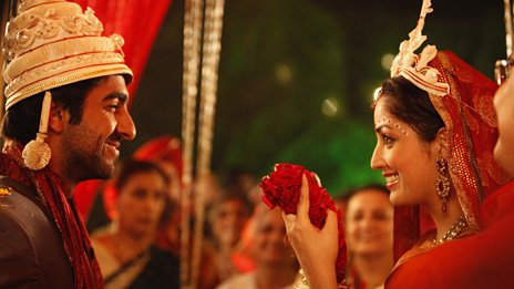Still from Vicky Donor